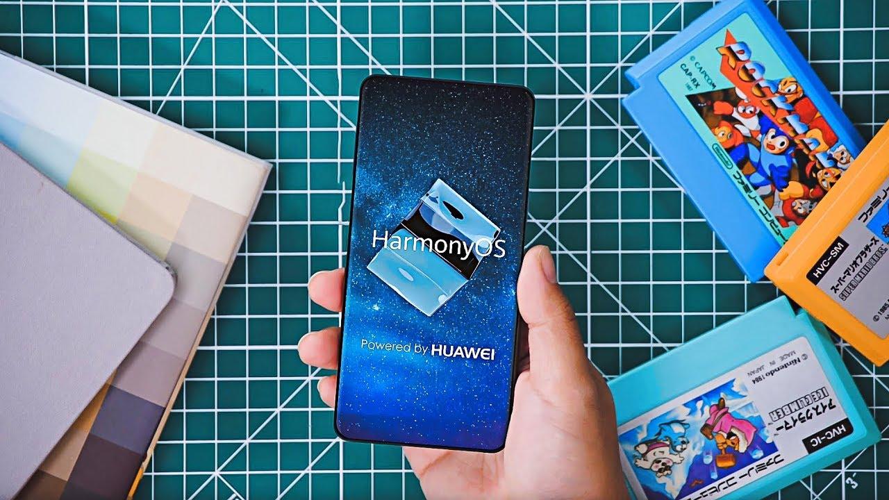 Huawei unveils HarmonyOS – Gadget