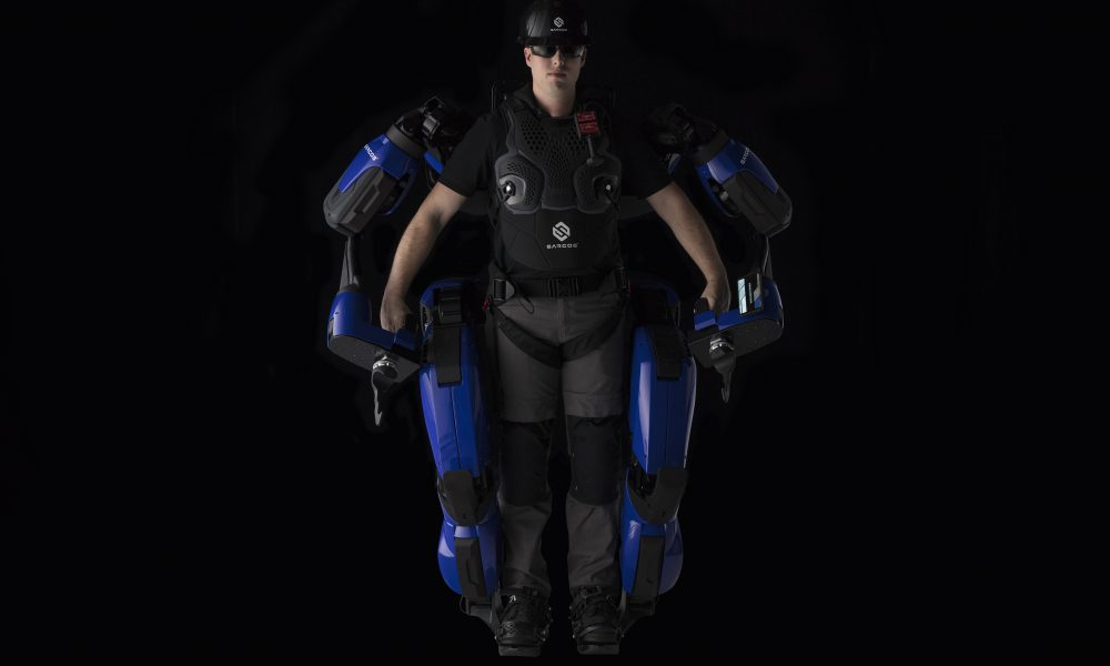 CES: Wearable robot turns workers into superheroes - Gadget