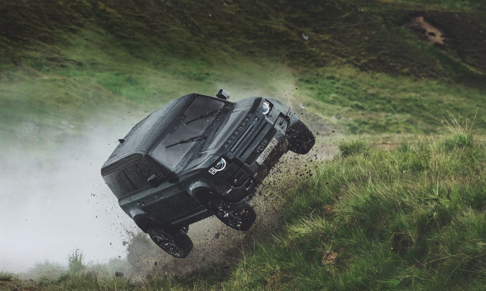 New Land Rover previews its James Bond role - Gadget