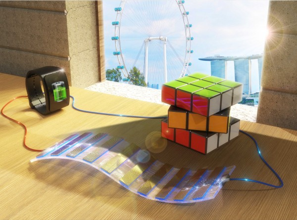 Device harnesses shadows to generate electricity – Gadget - Gadget