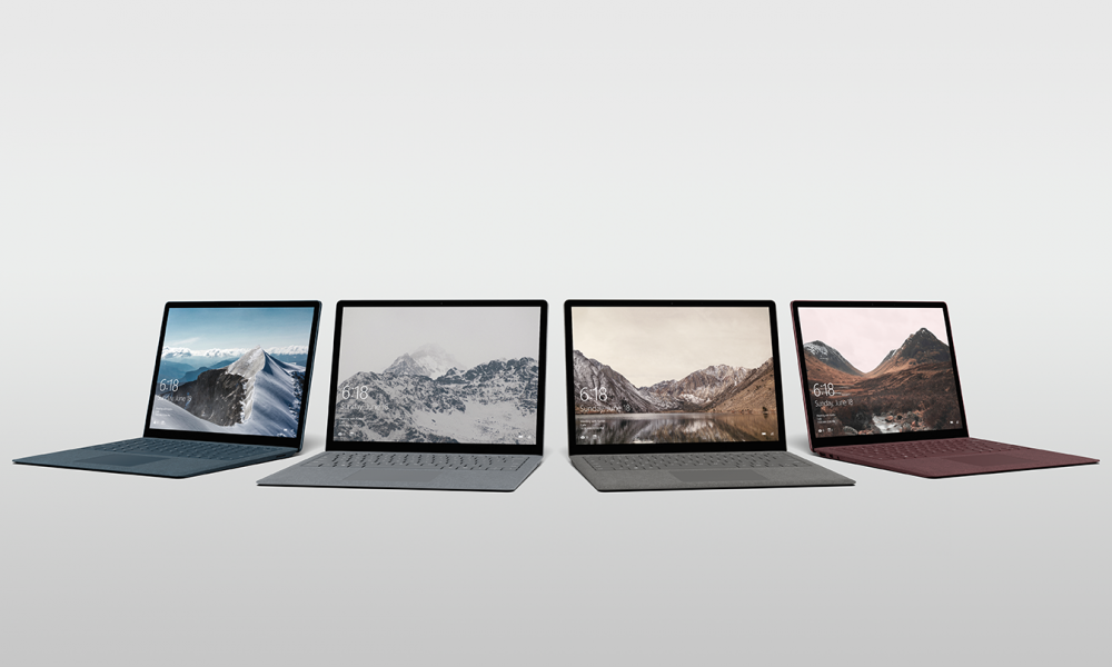 Microsoft Surface devices land in SA – Gadget - Gadget