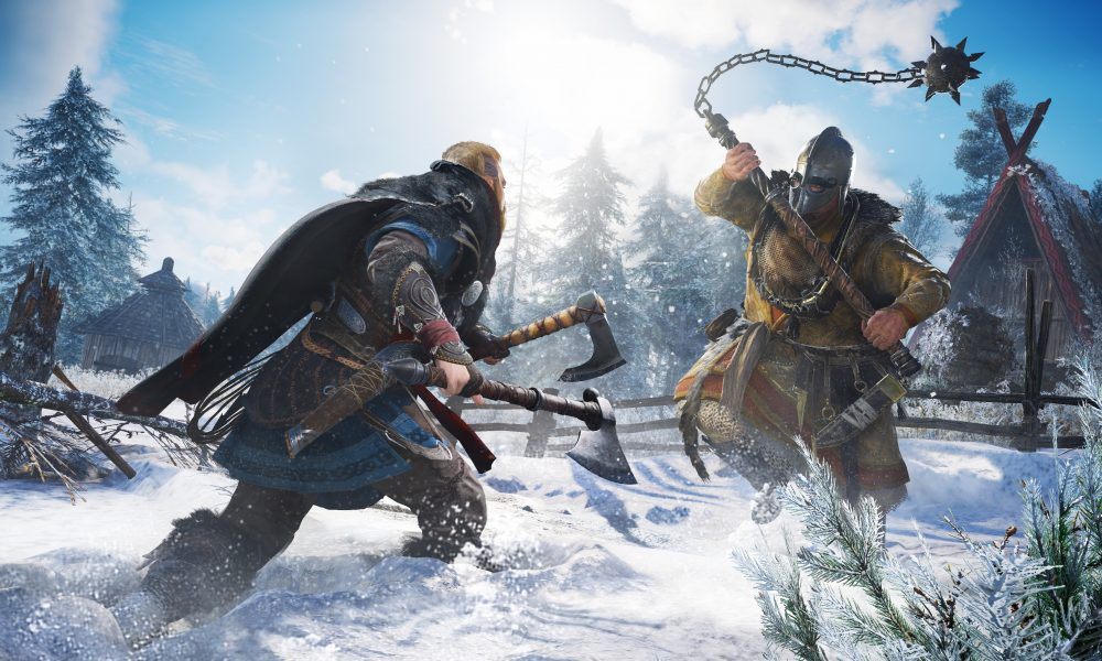 Assassin's Creed Valhalla releases theme music – Gadget - Gadget