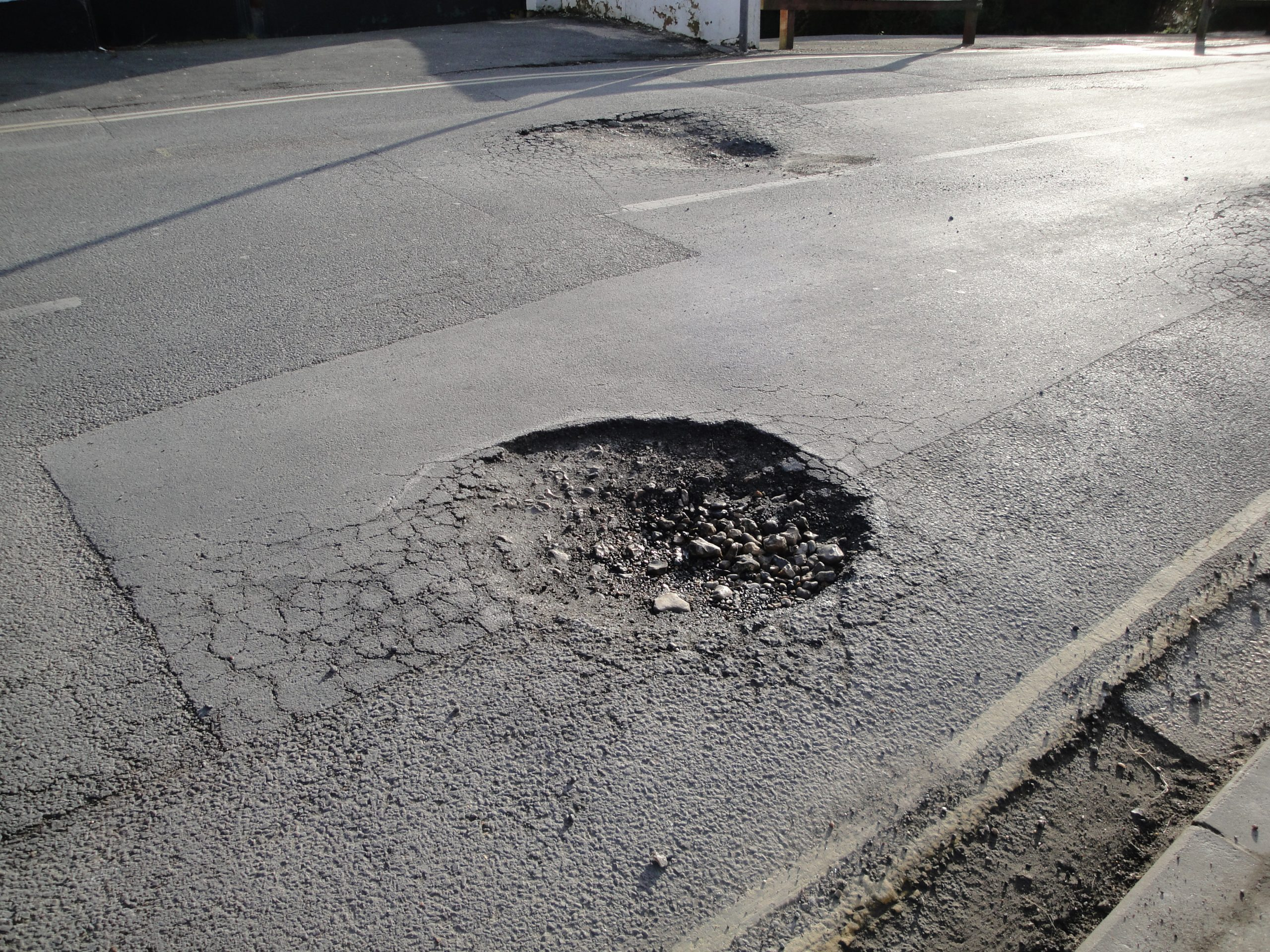 With AI, Your Car Can Detect Potholes